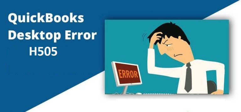 How to resolve QuickBooks error 505?