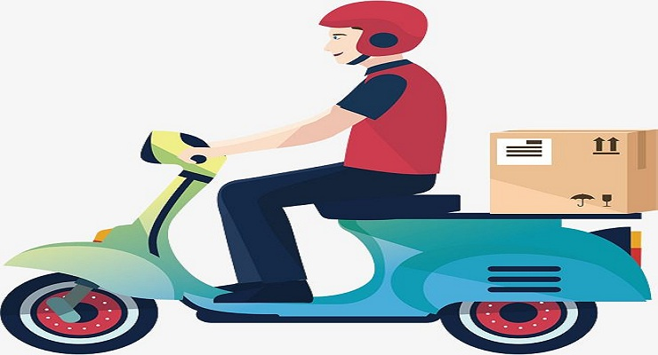 How about opening a dispatch rider services business?