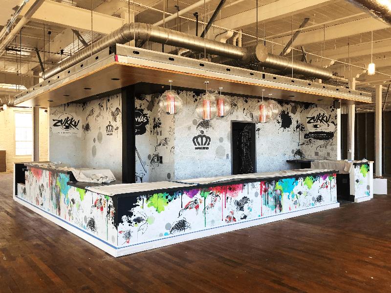 Wall Mural Printing Charlotte Nc