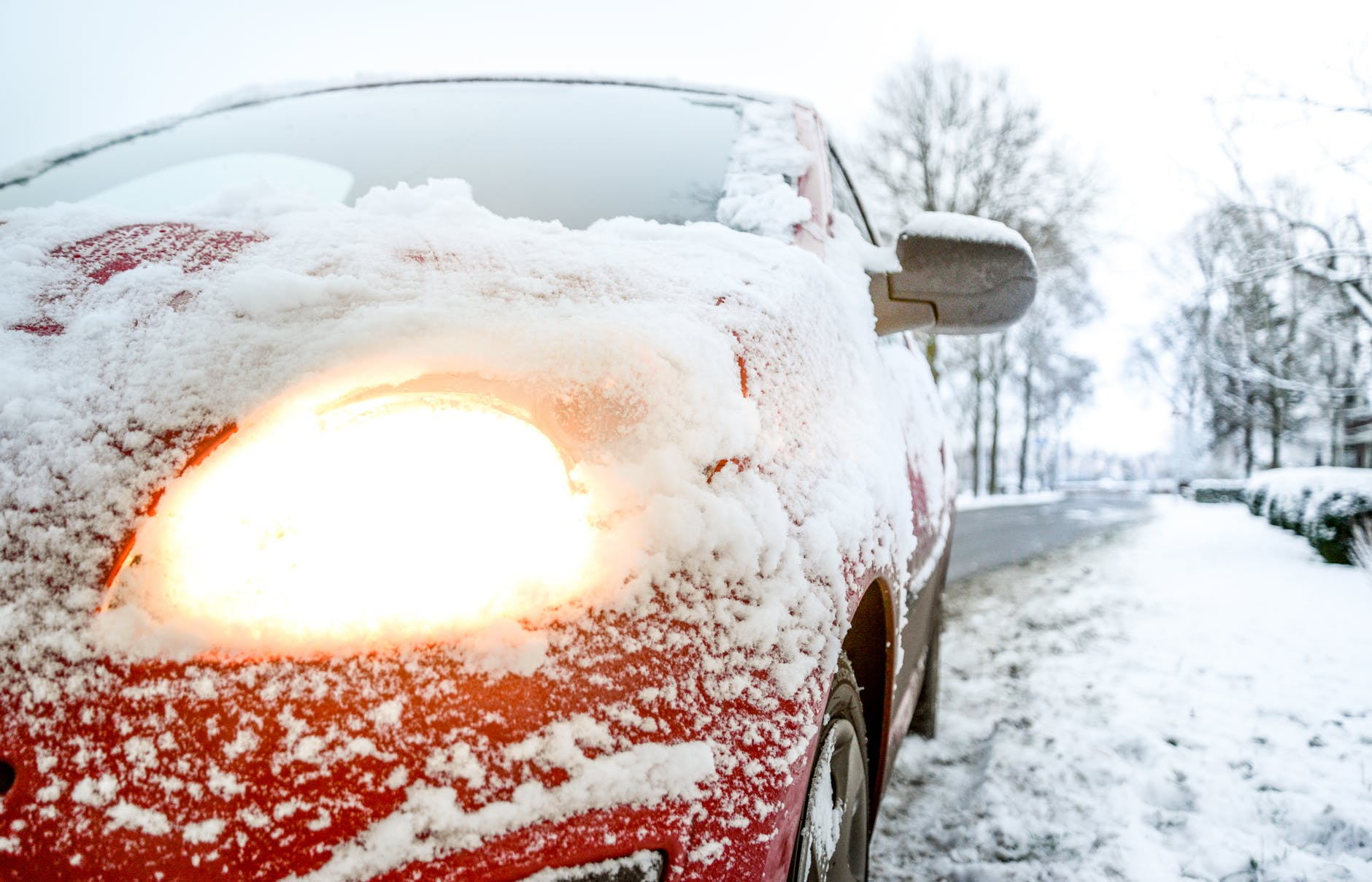 Tips to Keep Your Car Clean from Rain and Snow