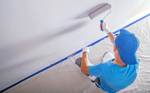 What are the uses of commercial painting?