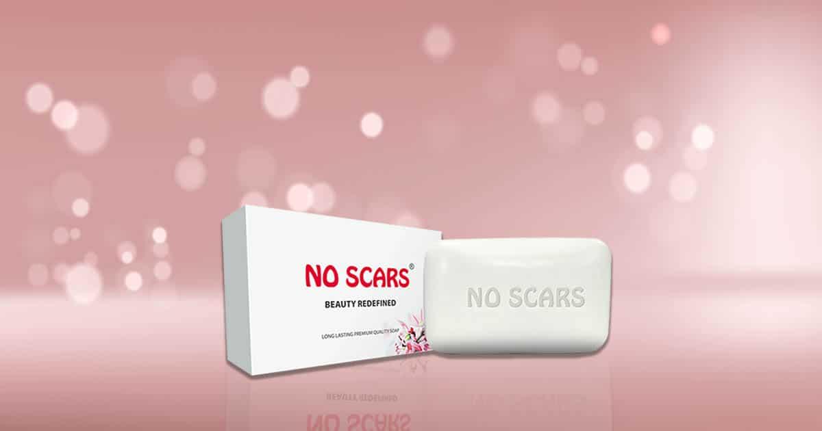 No Scars night soap