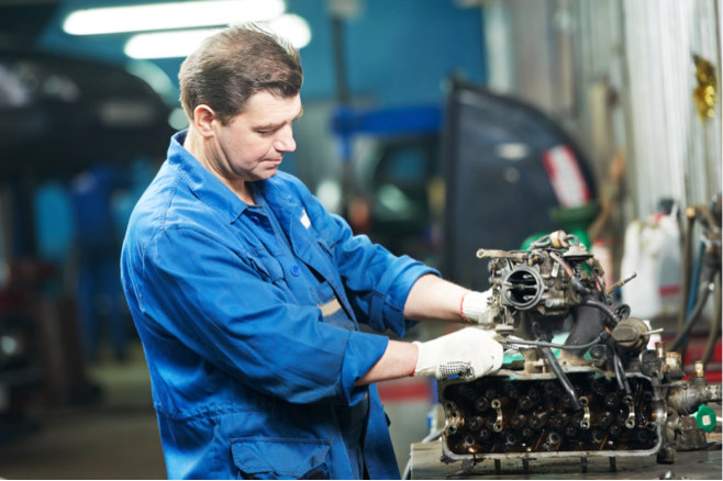 TIPS FOR DIESEL ENGINE MAINTENANCE
