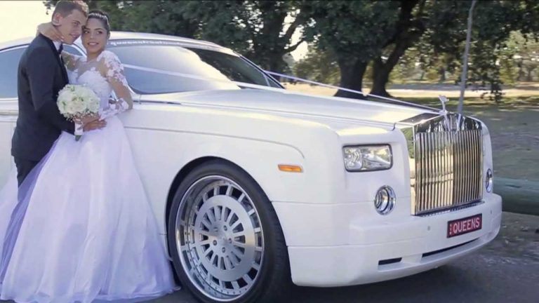 Mark Your Special Day With Affluent Wedding Car Hire North West