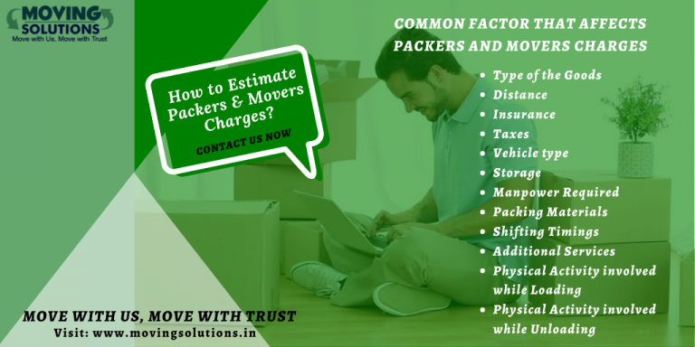 How To Negotiate For The Price With The Packers And Movers?
