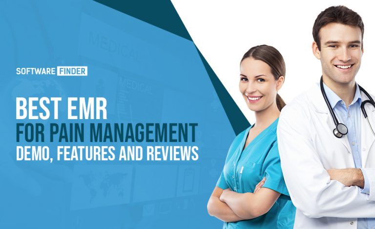 Best EMR for Pain Management; Demo, Features, and Reviews