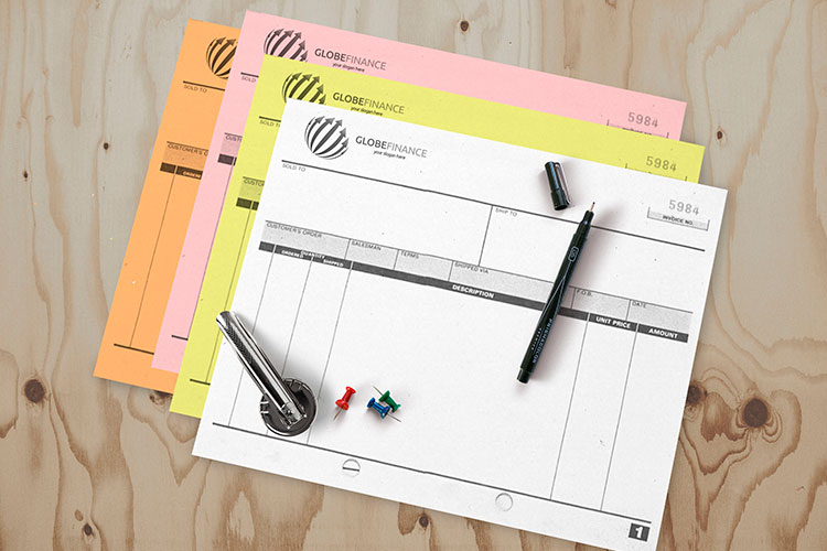How Can Custom 4 Part Carbonless Forms Ease Your Business Pain?