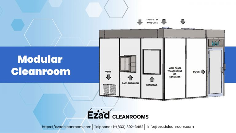What is Modular vs Traditional Construction for Cleanrooms