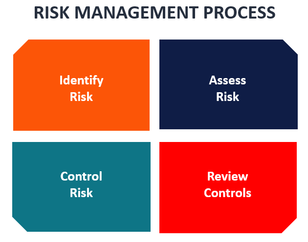 Definition, Strategies, and Processes for Risk Management